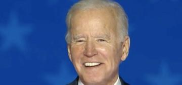 President Joe Biden's transition team is majority women & 46% people of color
