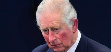 Prince Charles spoke German & discussed Brexit during his trip to Berlin