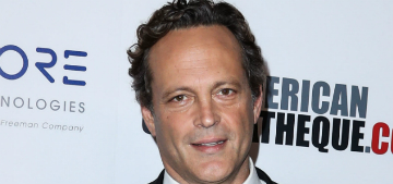 Vince Vaughn defends shaking Trump's hand: stand up for people you disagree with