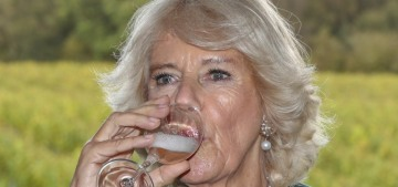 Duchess Camilla 'will be tuning in with a glass of wine' to watch The Crown