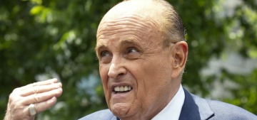 Rudy Giuliani was a complete clown in federal court, is this all a big grift for him?