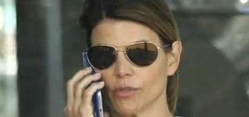 Lori Loughlin called her publicist from prison again, this is getting ridiculous