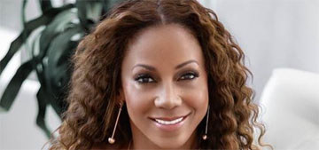 Holly Robinson Peete: Trump called me the n-word out of earshot on The Apprentice