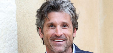 Patrick Dempsey on how his twins, 13, are doing: 'it's hard, socialization is so important'