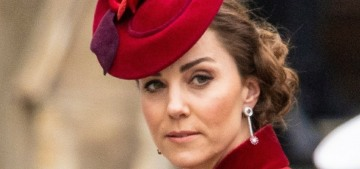 Yeah, Duchess Kate 'kicked up her fashion game' when Meghan came around