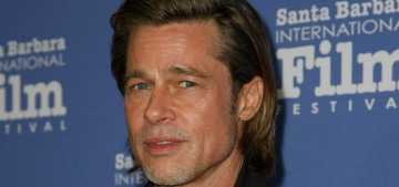 Brad Pitt has volunteered '30 times' with a food bank charity in South LA