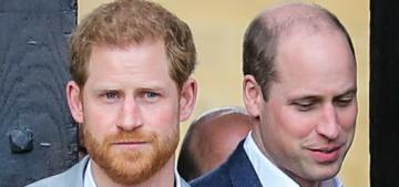 Prince Harry & William won't watch season 4 of 'The Crown,' okay?