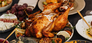 CDC: Thanksgiving is dangerous with anyone other than the people in your household