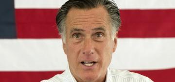 Sen. Mitt Romney & Ben Sasse are suddenly super-worried about fascism!