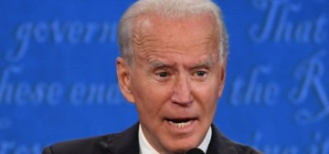 President Joe Biden isn't expecting Donald Trump to participate in the inauguration