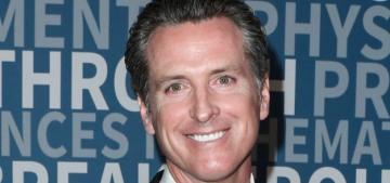 CA Gov. Gavin Newsom wants to replace Kamala Harris with a Latino man