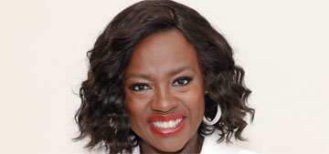 Viola Davis: 'Poverty is invisibility. Nobody talks about the poor'