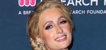 Paris Hilton still insists she and Britney Spears invented the selfie