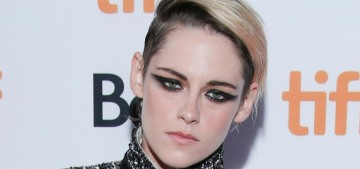 """""""Kristen Stewart talks straight actors playing gay roles & Happy Thanksgiving"""" links"""