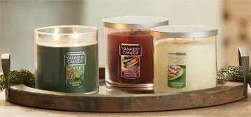 Yankee Candles are getting bad reviews from people who can't smell them: covid?