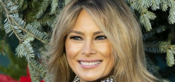 Melania Trump was 'blocked' from lighting the White House in rainbow colors for Pride