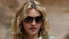 """Madonna lights Sabbath candles with Netanyahu"" afternoon links"