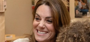 Duchess Kate's Early Years work will 'likely… have a long-term impact on the field'