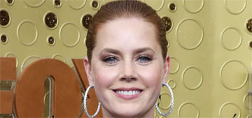 Amy Adams says she's more social in lockdown than she was before, same