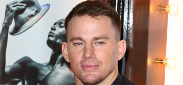 Channing Tatum shaved his head to leave his character behind: still hot?