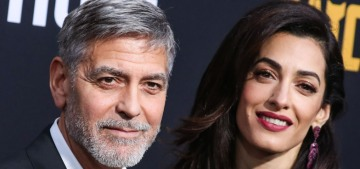 George Clooney: 'We never talked about marriage when we were dating'