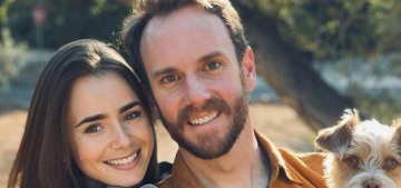 Lily Collins' relationship with Charlie McDowell got stronger & better during lockdown