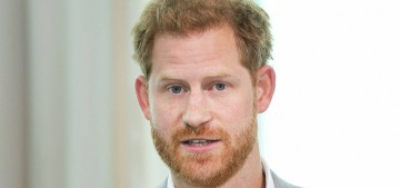 Prince Harry: What's the point in having kids if the world is on fire?