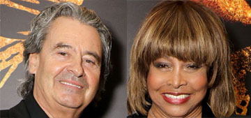 Tina Turner on her second husband: 'True love doesn't require the dimming of my light'