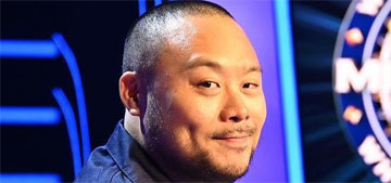 Chef David Chang won Celebrity WWTB a Millionaire, he's giving it to restaurant workers