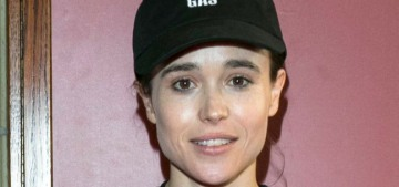 Elliot Page, the artist formerly known as Ellen Page, comes out as non-binary transgender