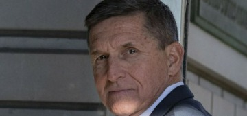 """""""Freshly pardoned Mike Flynn thinks martial law should be declared"""" links"""