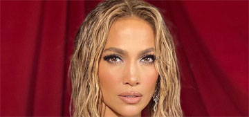 Jennifer Lopez swears she's never done Botox: 'I'm not that person'