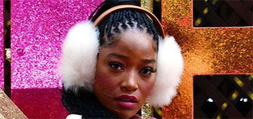 Keke Palmer opens up about acne: polycystic ovarian syndrome has been attacking me