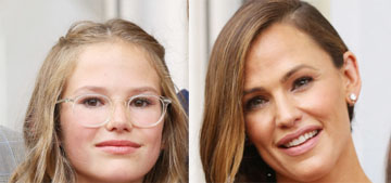 Jennifer Garner was asked if Violet, 15, is dating, said she has all girls Zoom classes
