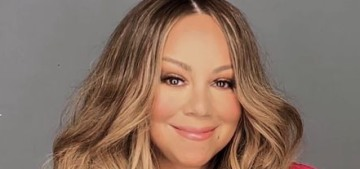 Mariah Carey: Christmas is 'the only thing I look forward to every year'