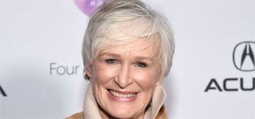 Glenn Close is convinced Oreos changed their formula to be easier to open