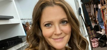Drew Barrymore needs extenders added to her clothes after stress-eating this year