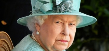 There are concerns about 'politicizing' the royals taking the coronavirus vaccine