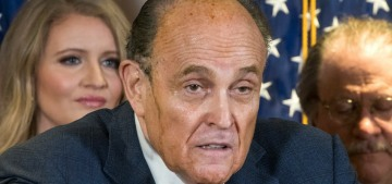 Rudy Giuliani tested positive for coronavirus, likely exposed hundreds of people