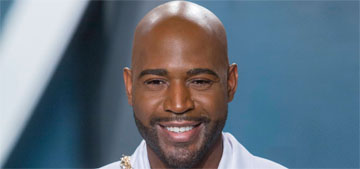 Karamo Brown: 'Dating in COVID is a mess. I'm just back to fully being single'