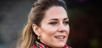 The Duke & Duchess of Cambridge went maskless in Wales, Welsh peeps are not happy
