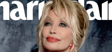 Dolly Parton to RuPaul: 'This is my living self. I am a living drag queen'