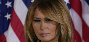 Melania Trump's gaudy White House tennis pavilion has been completed, lol