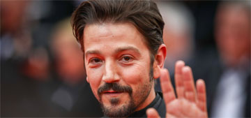 Diego Luna's father hated Christmas: We always crashed someone else's