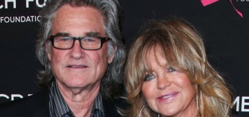 Goldie Hawn & Kurt Russell: 'It's about the will' to stay together for 37 years