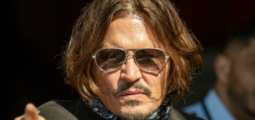 THR: Johnny Depp is 'radioactive,' 'he's just never been told no for 35 years'