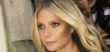 Gwyneth Paltrow realized she didn't 'love acting' right after she won her Oscar