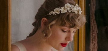 Taylor Swift surprises fans with yet another complete album, this one called 'evermore'