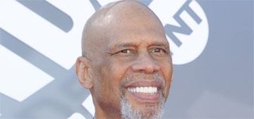Kareem Abdul Jabaar: 'Black men have the lowest life expectancy of any demographic'