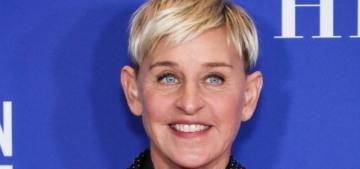 Ellen DeGeneres tested positive for Covid: 'I'm feeling fine right now'